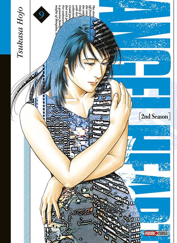 Angel heart – 2nd Season, T9, manga chez Panini Comics de Hôjô