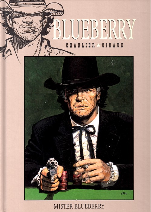 Blueberry – cycle 10 : Tombstone, T24 : Mister Bluenerry (0), bd chez Hachette de Giraud, Breton