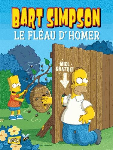 Bart Simpson T9 : Le fléau d'Homer (0), comics chez Jungle de McCan, Peyer, Beland, Ortiz, Valenti, Lloyd, Decarlo, Hamill, Stanley, Groening