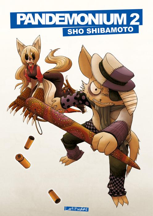 Pandemonium  T2, manga chez Ki-oon de Shibamoto