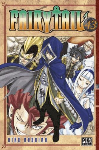 Fairy Tail T43, manga chez Pika de Mashima