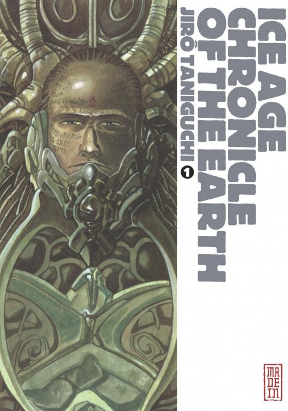 Ice Age chronicle of the Earth T1, manga chez Kana de Taniguchi