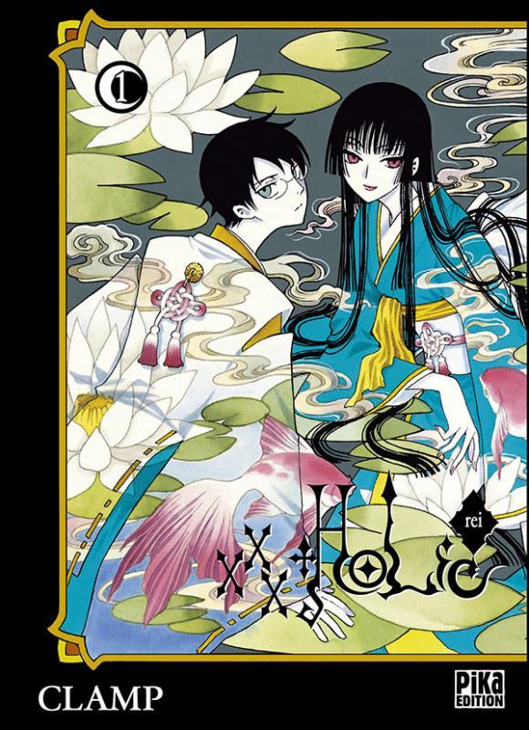 XXX Holic Rei T1, manga chez Pika de Clamp