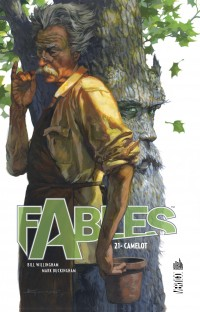 Fables – Hardcover, T21 : Camelot (0), comics chez Urban Comics de Buckingham, Willingham, Kitson, Braun, Leialoha, Loughridge, Ruas
