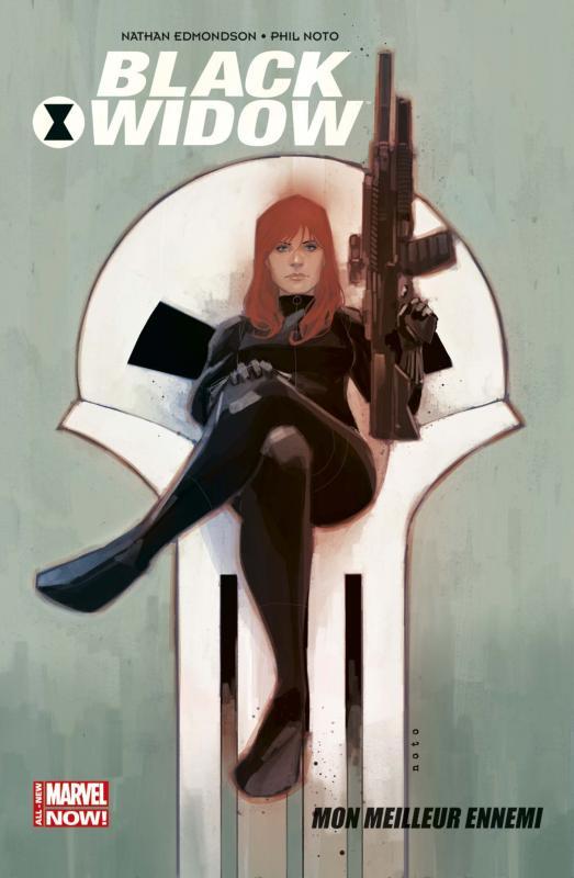 Black Widow T2 : Mon meilleur ennemi (0), comics chez Panini Comics de Edmondson, Noto