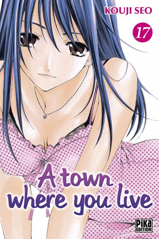 A Town where you live T17, manga chez Pika de Seo