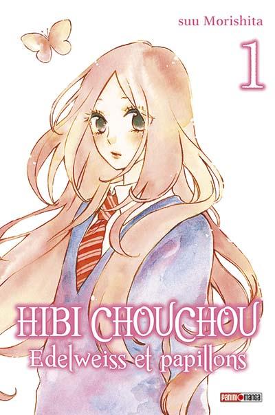 Hibi chouchou - Edelweiss & Papillons  T1, manga chez Panini Comics de Morishita
