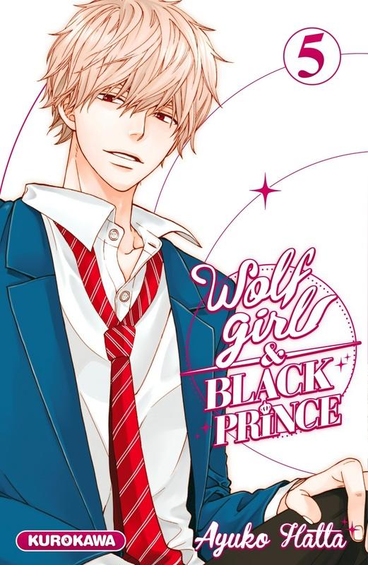 Wolf girl & black prince T5, manga chez Kurokawa de Ayuko