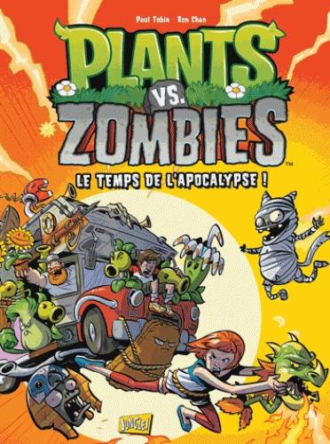 Plants vs zombies T2 : Le temps de l'apocalypse (0), comics chez Jungle de Tobin, Chan, Rainwater