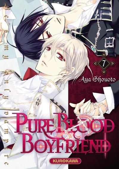 Pure blood boyfriend T7, manga chez Kurokawa de Shouoto