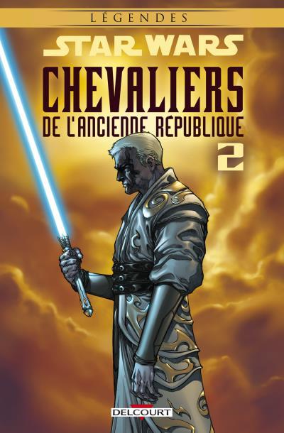 Star Wars - Chevaliers de l'ancienne République T2 : Ultime recours (0), comics chez Delcourt de Jackson Miller, Weaver, Tolibao, Ching, Ramos, Atiyeh