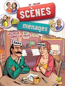 Scènes de ménages T8 : Les yeux dans les yeux (0), bd chez Jungle de Jif, Miller, Lerolle