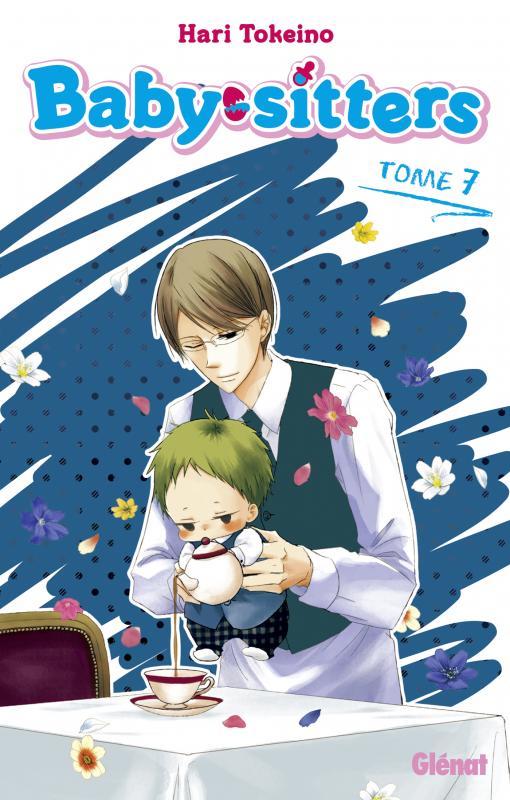 Baby sitters T7, manga chez Glénat de Tokeino