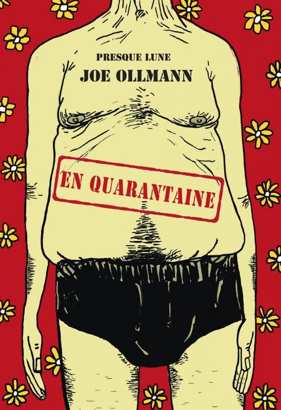 En quarantaine, comics chez Presque Lune de Ollmann