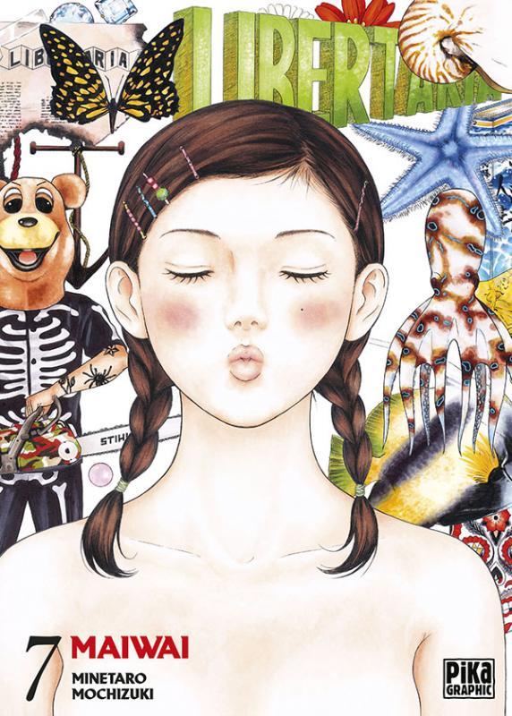 Maiwai T7 : L'île des pirates (0), manga chez Pika de Mochizuki