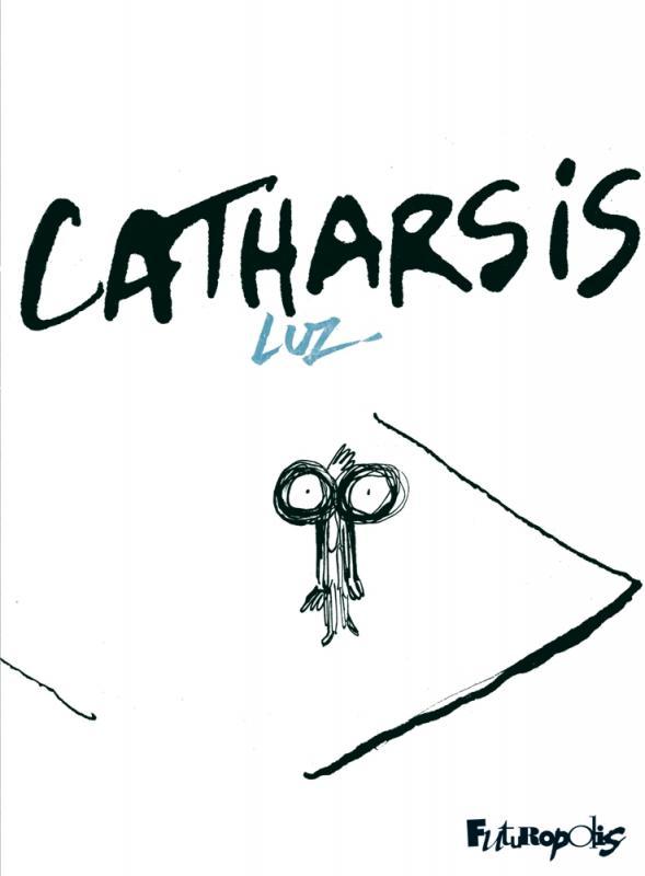 Catharsis, bd chez Futuropolis de Luz