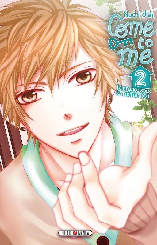 Come to me T2, manga chez Soleil de Nachi