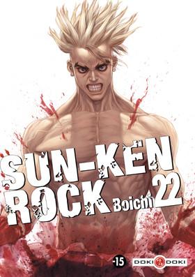 Sun-Ken Rock – Edition simple, T22, manga chez Bamboo de Boichi
