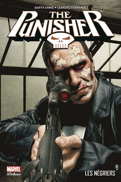 The Punisher (vol.7) T3 : Les Négriers (0), comics chez Panini Comics de Ennis, Fernandez, Koblish, Brown, Bradstreet