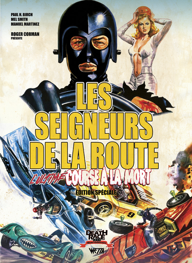 Les Seigneurs de la Route : L'ultime course à la mort (0), comics chez Wetta de Brich, Smith, Martinez, Gattling