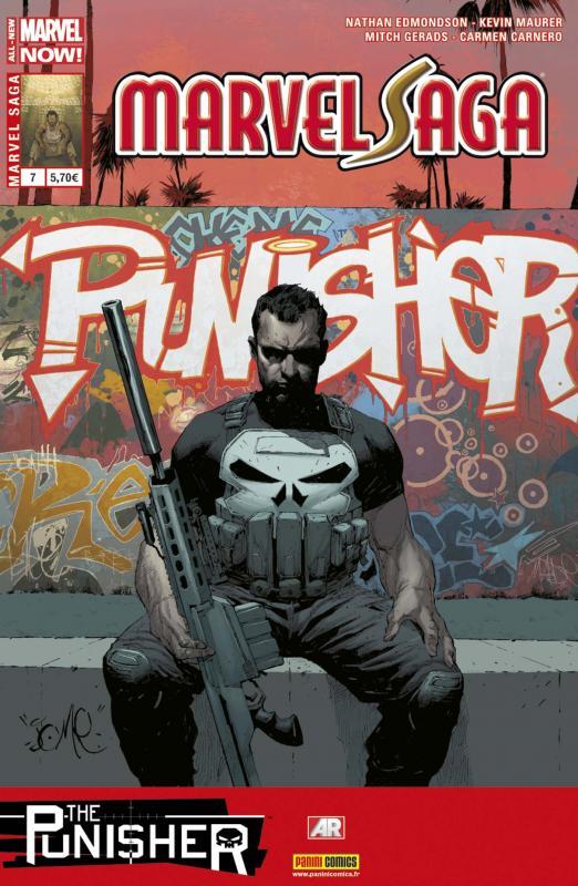 Marvel Saga – V 2, T7 : Retour en vrille (0), comics chez Panini Comics de Edmondson, Maurer, Carnero, Gerads, Fabela, Wilson, Opeña