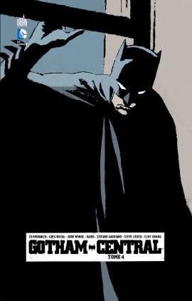 Gotham Central T4, comics chez Urban Comics de Rucka, Winick, Brubaker, Gaudiano, Kano, Chiang, Lieber, Loughridge, Lark