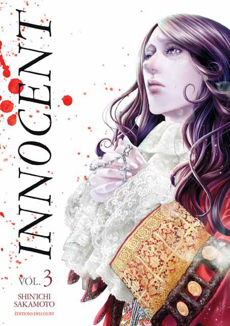 Innocent T3, manga chez Delcourt de Sakamoto