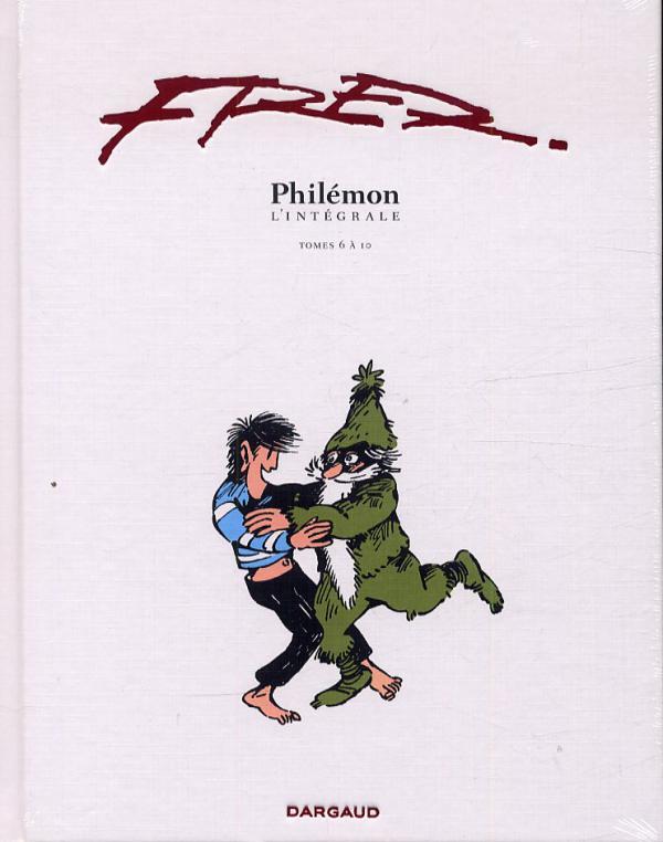 Philémon T2 : Philémon l'intégrale tome 6 à 10 (0), bd chez Dargaud de Aristides