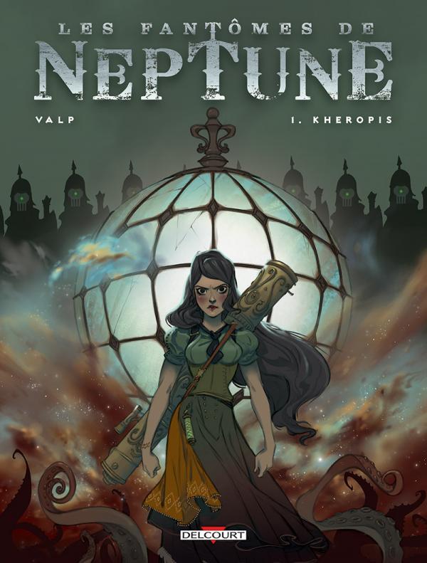 Les Fantômes de Neptune T1 : Kheropis (0), bd chez Delcourt de Valp
