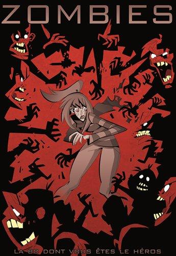 Zombies, bd chez Makaka éditions de Waltch, Lankry