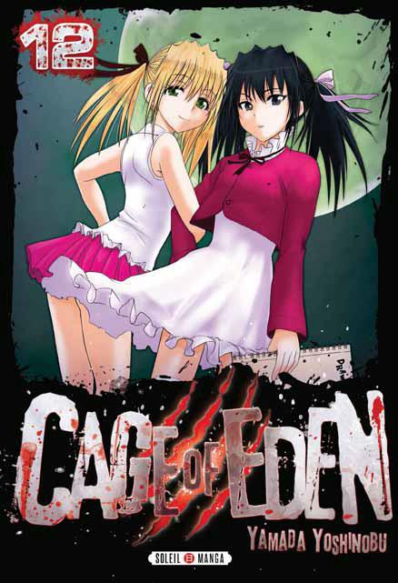 Cage of eden T12, manga chez Soleil de Yamada