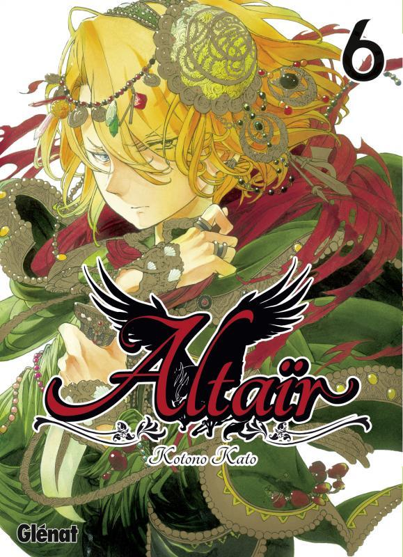 Altaïr T6, manga chez Glénat de Katô