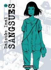 Sangsues T1, manga chez Casterman de Imai