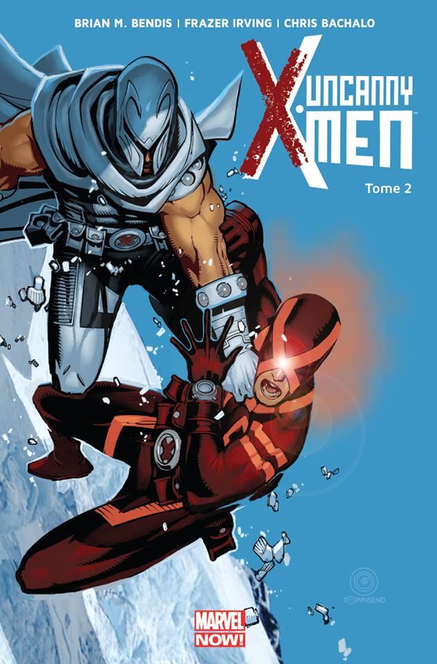Uncanny X-Men T2 : Brisés (0), comics chez Panini Comics de Bendis, Anka, Irving, Bachalo