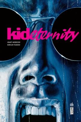 Kid Eternity, comics chez Urban Comics de Morrison, Fegredo