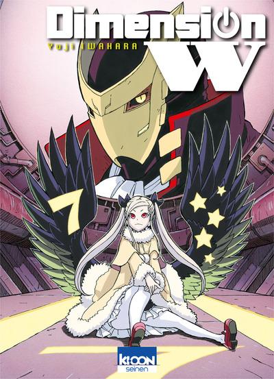 Dimension W T7, manga chez Ki-oon de Iwahara