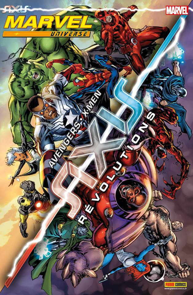 Marvel Universe T12 : AXIS : Révolutions (0), comics chez Panini Comics de Maurer, Barber, Tieri, Barbiere, Chaykin, Spurrier, Fawkes, Hopeless, Ruiz, Lafuente, Lopez, Yeung, Davidson, Santos, Mogorron, Lashley, Larraz, Zayas, Huat, Rosenberg, Affe, Charalampidis