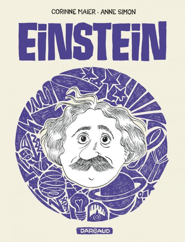 Einstein, bd chez Dargaud de Maier, Simon