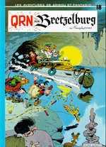 Spirou et Fantasio T18 : QRN sur Bretzelburg (0), bd chez Dupuis de Greg, Franquin