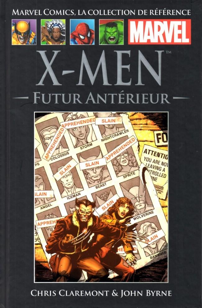 Marvel Comics, la collection de référence T4 : X-Men - Futur antérieur (0), comics chez Hachette de Claremont, Byrne, Romita Jr, McLeod, Wein