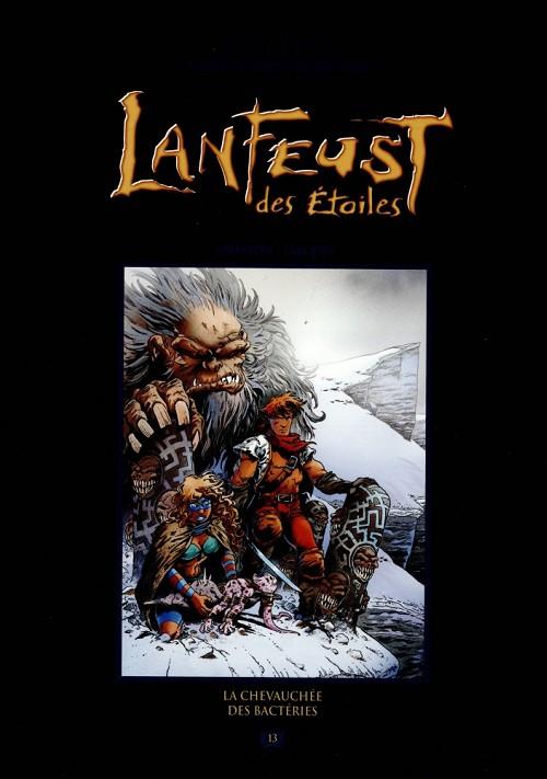 Lanfeust et les mondes de Troy T13 : Lanfeust des étoiles - La chevauchée des bactéries (0), bd chez Hachette de Arleston, Tarquin, Guth