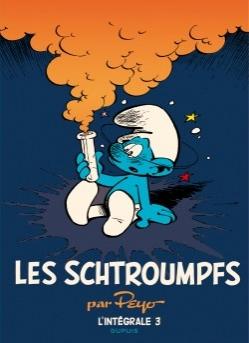 Les Schtroumpfs T3 : 1970-1974 (0), bd chez Dupuis de Peyo
