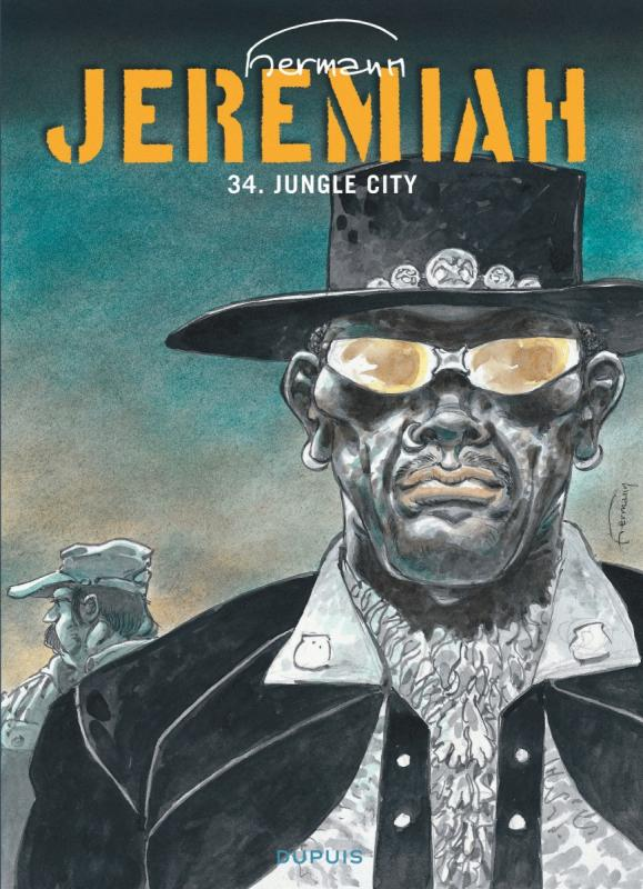 Jeremiah T34 : Jungle city (0), bd chez Dupuis de Hermann