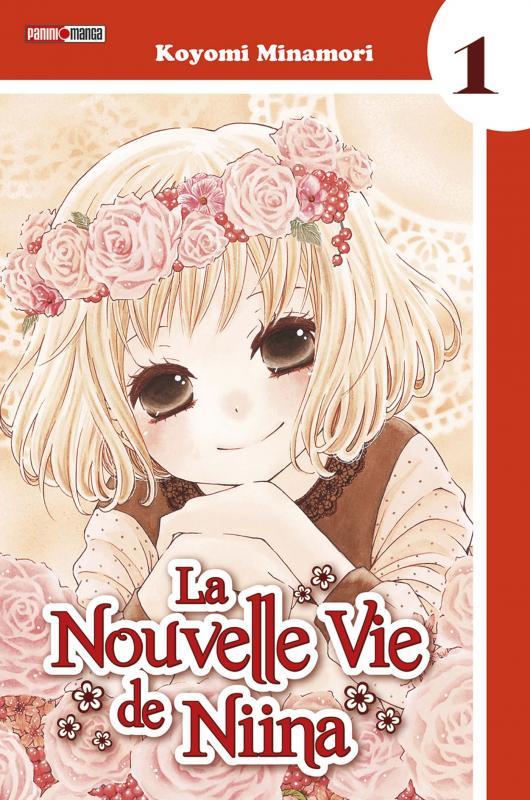La nouvelle vie de Niina T1, manga chez Panini Comics de Minamori