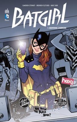Batgirl T1 : Bienvenue à Burnside (0), comics chez Urban Comics de Fletcher, Stewart, Tarr, Koh, Hi-fi colour, Wicks