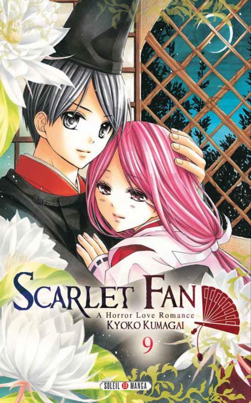 Scarlet fan - a horror love romance  T9, manga chez Soleil de Kumagai
