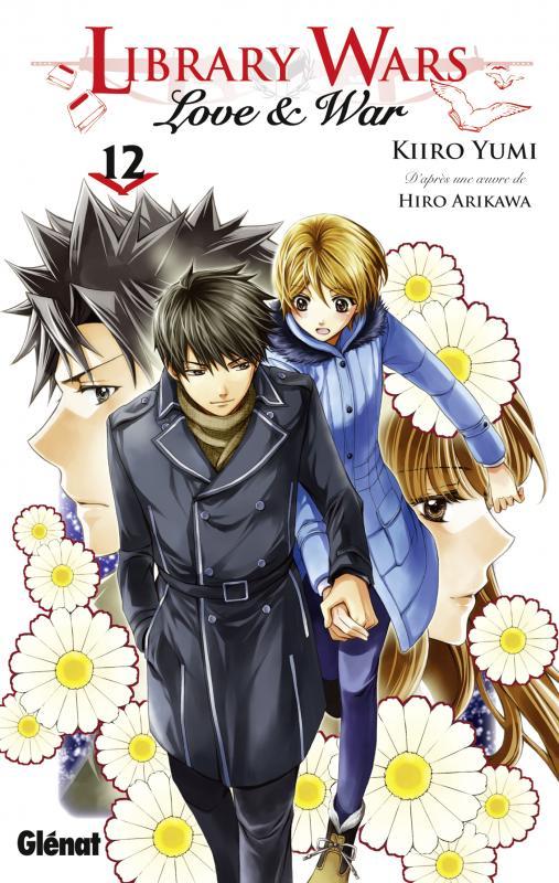 Library wars - Love & war  T12, manga chez Glénat de Arikawa, Yumi