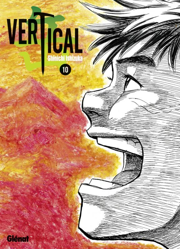 Vertical T10, manga chez Glénat de Ishizuka