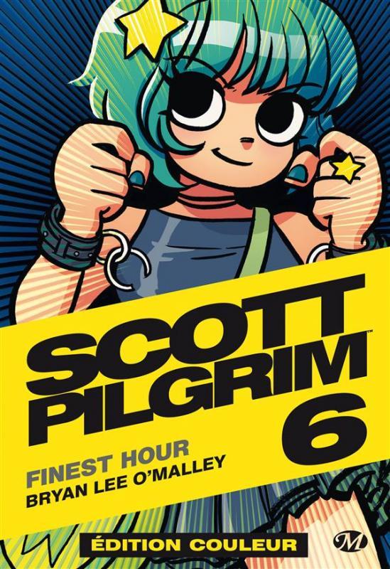 Scott Pilgrim T6 : Finest Hour (0), comics chez Milady Graphics de O'Malley, Fairbairn