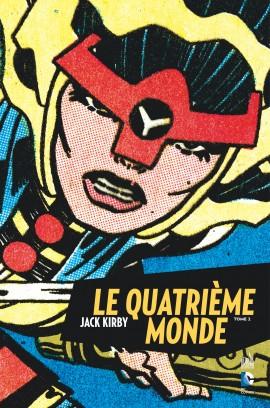 Le Quatrième Monde T2, comics chez Urban Comics de Kirby, Collectif